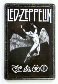 Led Zeppelin - 'Swansong' Fridge Magnet